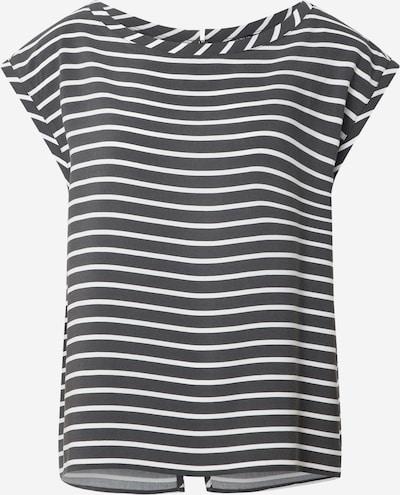 Bluză 'Faune ROS' OPUS pe oliv / alb, Vizualizare produs