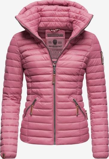 MARIKOO Steppjacke ' Löwenbaby ' in pink, Produktansicht
