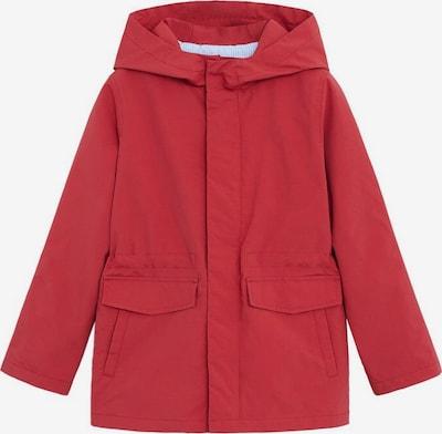 MANGO KIDS Jacke kane in rot, Produktansicht