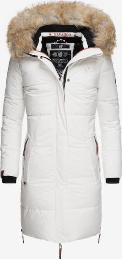 NAVAHOO Wintermantel 'Halina' in weiß, Produktansicht
