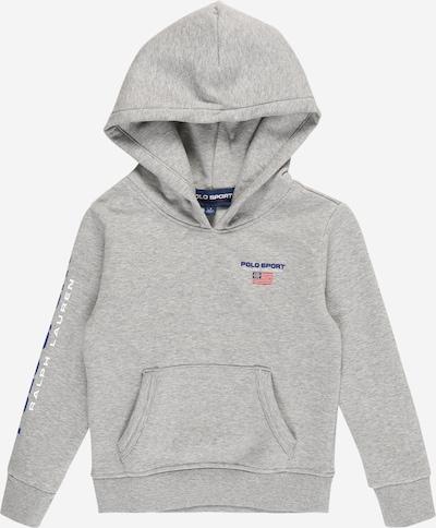 POLO RALPH LAUREN Sweatshirt in de kleur Lichtgrijs, Productweergave