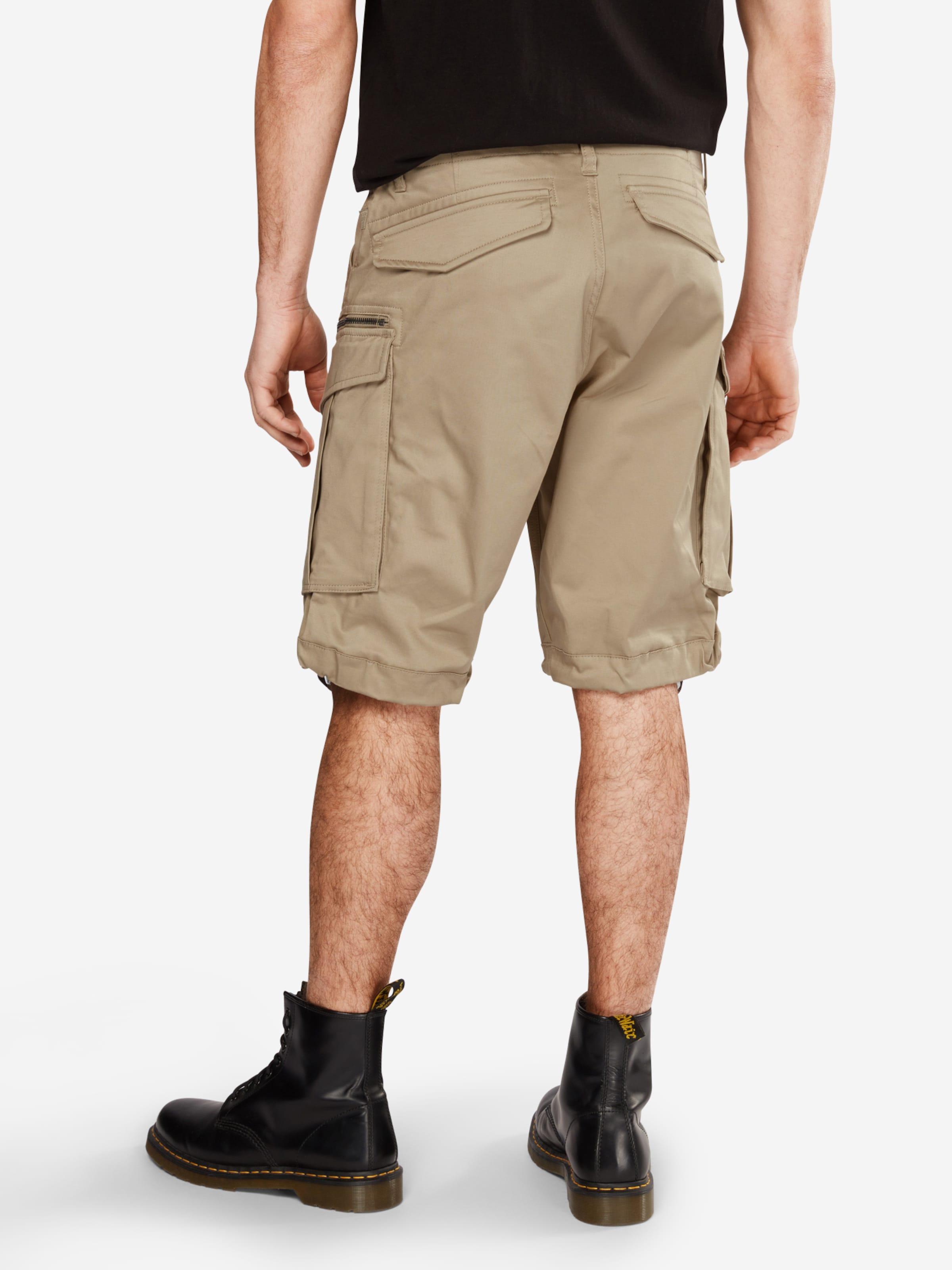 G-STAR RAW Shorts 'Rovic' Günstig Kaufen Großen Verkauf Günstige Online Footlocker Finish Online MrutONI8mE