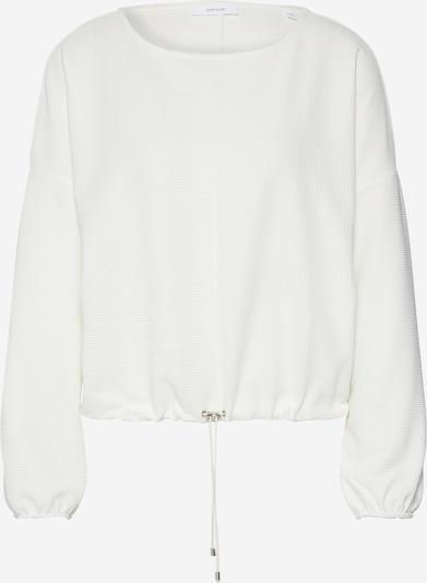 OPUS Sweatshirt 'Guneti' in offwhite, Produktansicht