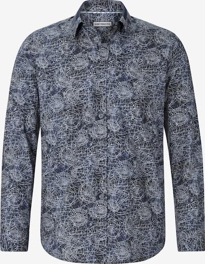 Shirtmaster Overhemd 'Galaxies' in de kleur Navy / Gemengde kleuren, Productweergave