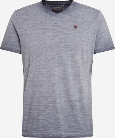 Petrol Industries T-Shirt en bleu marine, Vue avec produit