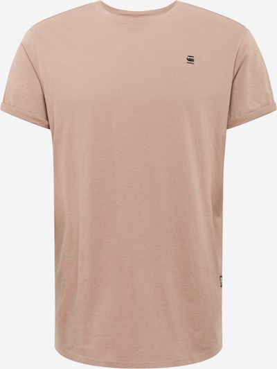 G-Star RAW T-Shirt in camel, Produktansicht