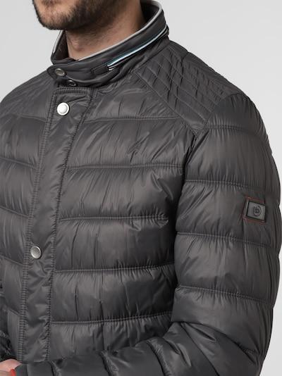 bugatti Jacke in dunkelgrau, Produktansicht