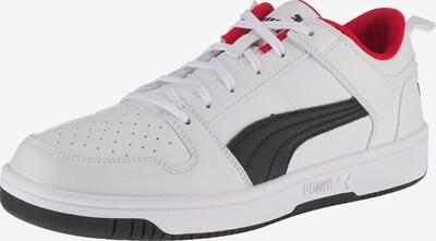 PUMA Sneaker 'Rebound LayUp' in rot / schwarz / weiß, Produktansicht