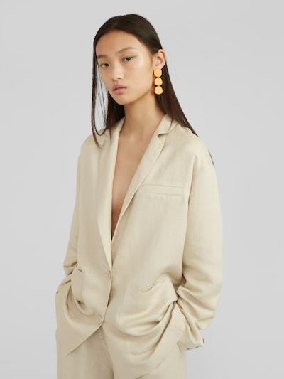 EDITED Blazer 'Inska' in offwhite, Modelansicht