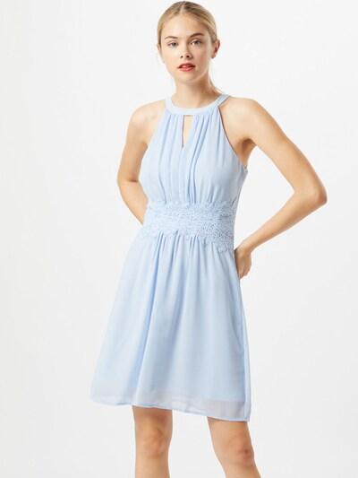 VILA Šaty - světlemodrá, Model/ka