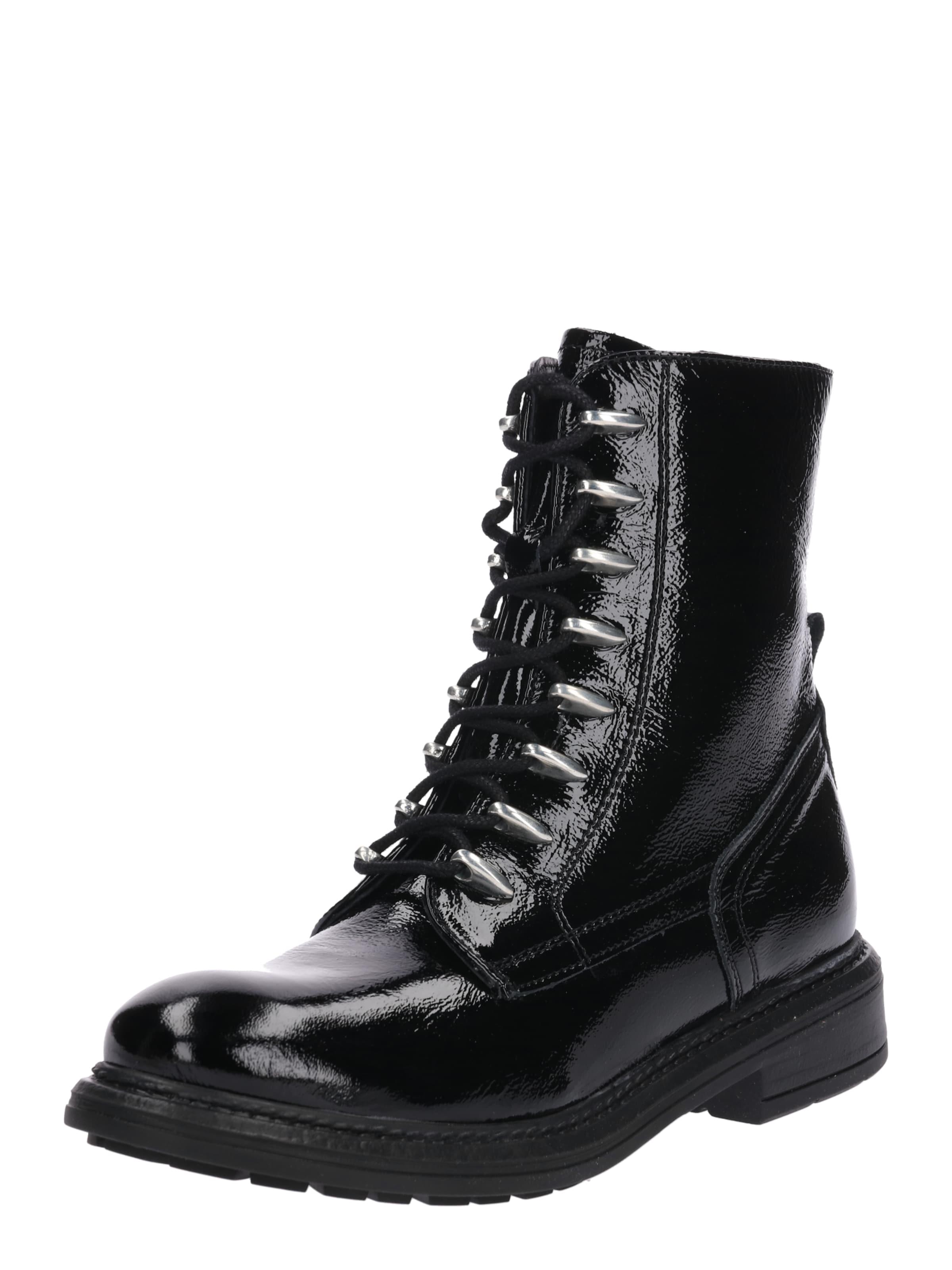 PS Poelman Schnürstiefelette Günstige und langlebige Schuhe