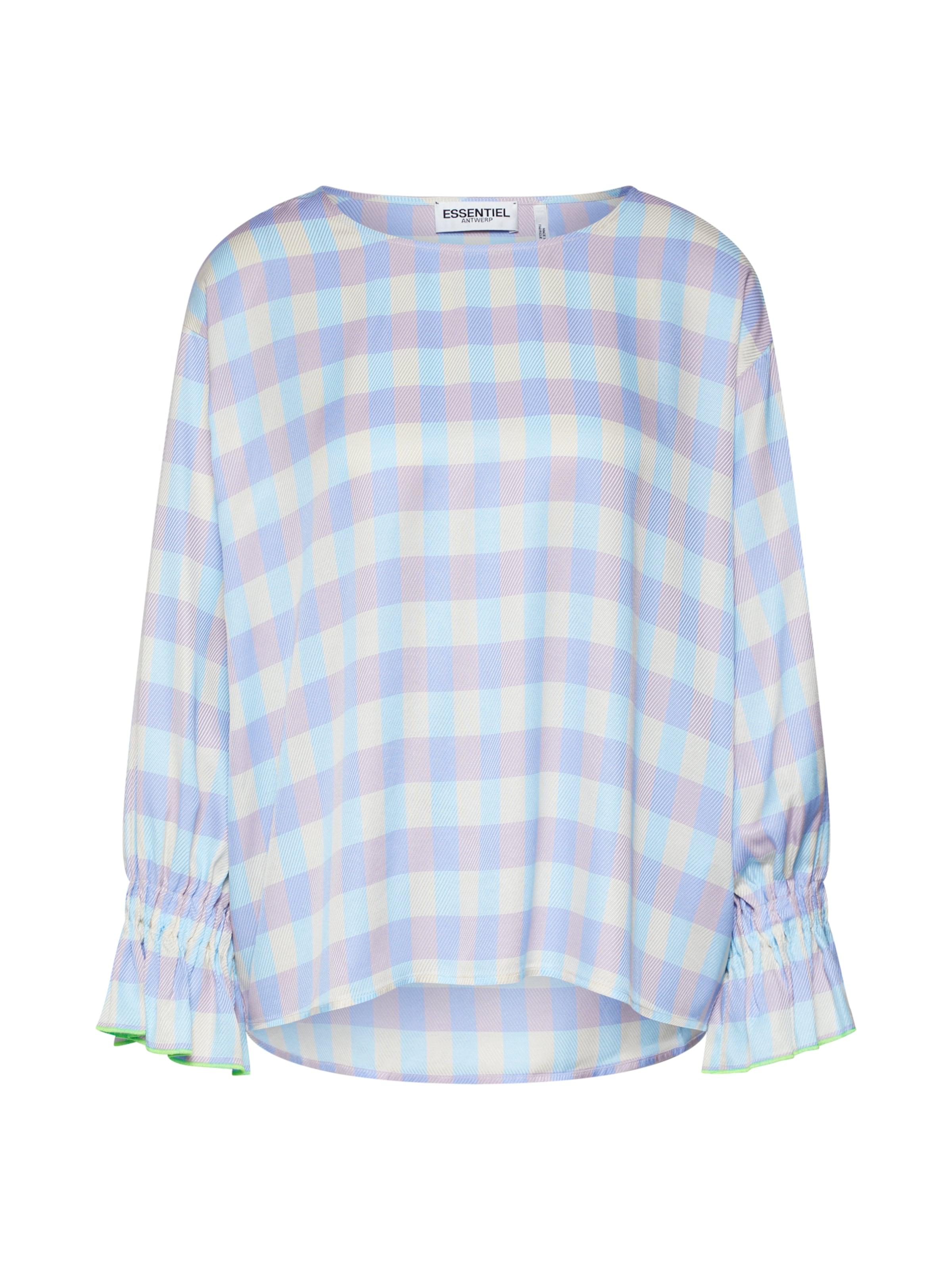 In HellblauFlieder Antwerp Essentiel Essentiel Antwerp Shirt QCothrdsxB