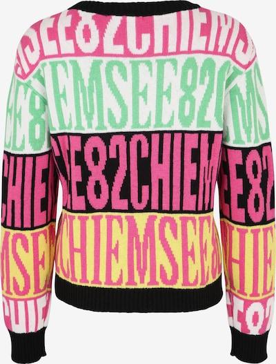 CHIEMSEE Sportsweatshirt in mischfarben: Rückansicht