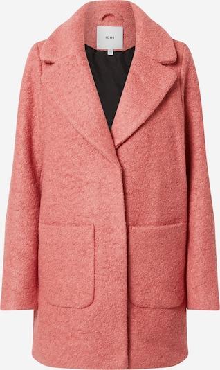ICHI Manteau mi-saison en rosé, Vue avec produit