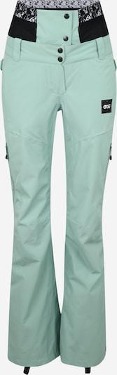 Pantaloni sport 'EXA PT' Picture Organic Clothing pe albastru deschis / mentă / negru, Vizualizare produs