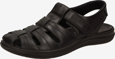 SIOUX Sandale 'Luamic-702' in schwarz, Produktansicht