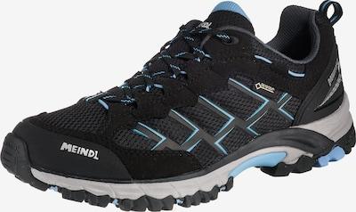 MEINDL Schuhe in hellblau / schwarz, Produktansicht