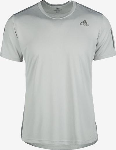 ADIDAS PERFORMANCE Functioneel shirt 'Own The Run' in de kleur Lichtgrijs, Productweergave