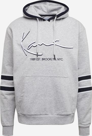 Karl Kani Tréning póló 'KK Signature Hoodie' fehér | ABOUT YOU