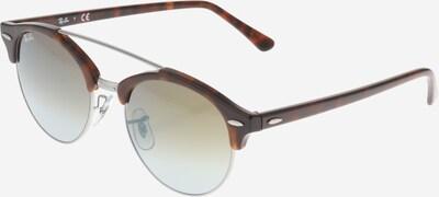 Ray-Ban Sonnenbrille 'Orb4346' in braun, Produktansicht