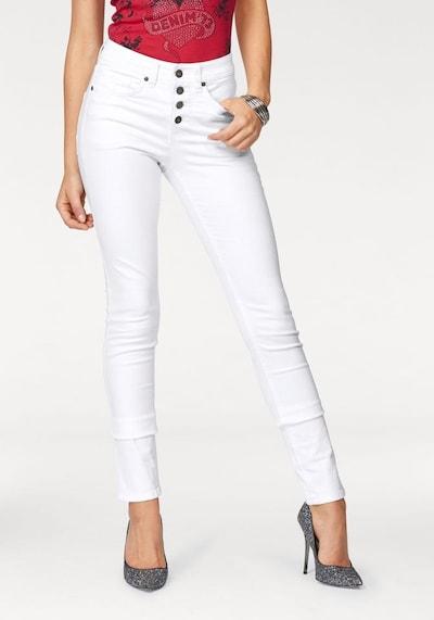 ARIZONA Jeans in weiß, Produktansicht