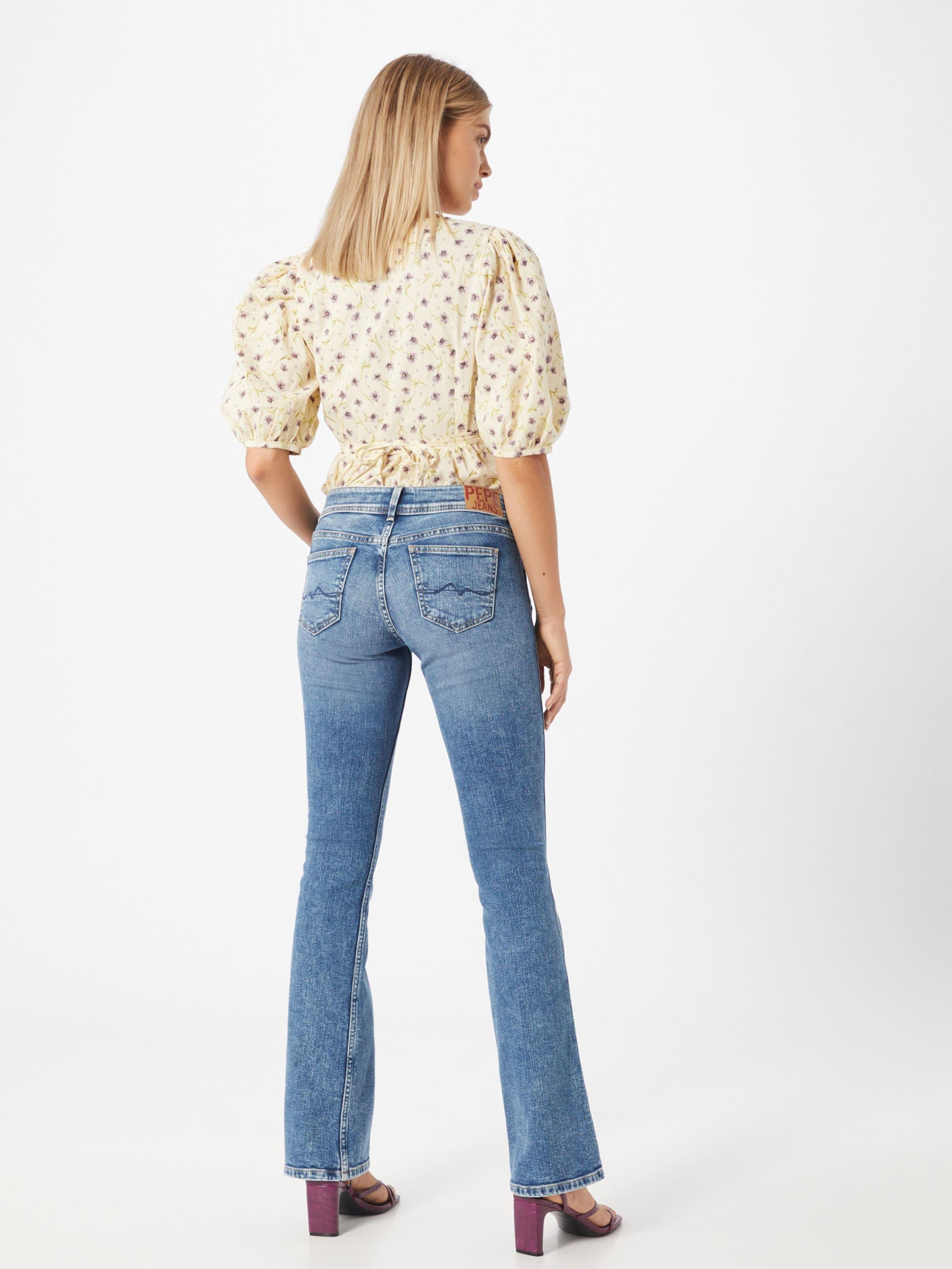 Pepe Jeans Jeans 'New Pimlico' i blå denim
