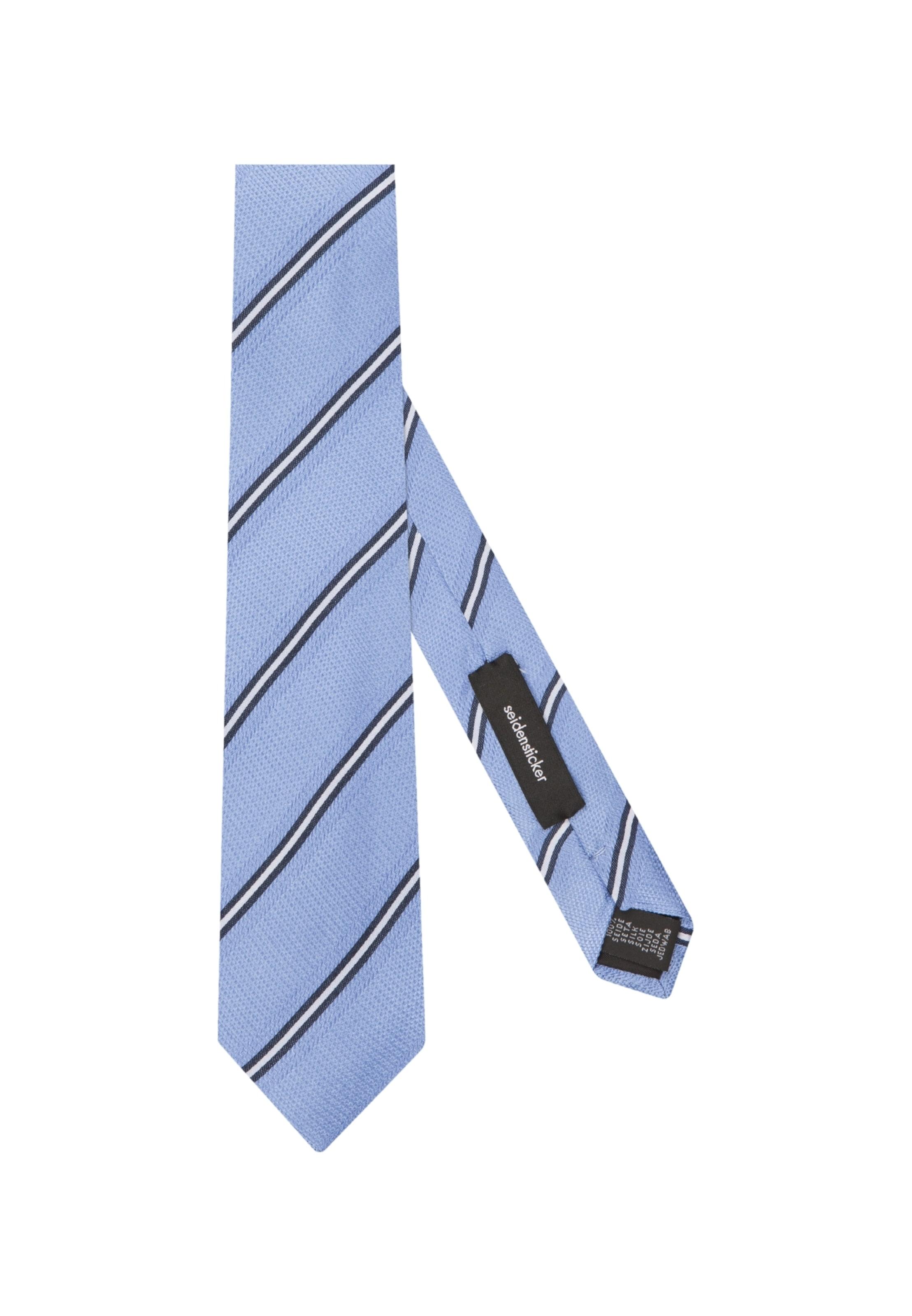 En Seidensticker Cravate 'schwarze Rose' BleuClair eoQdWrxBC
