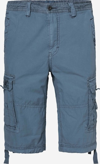 Laisvo stiliaus kelnės iš CAMP DAVID , spalva - mėlyna, Prekių apžvalga