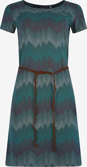 mazine Kleid 'Lotte' in jade, Produktansicht
