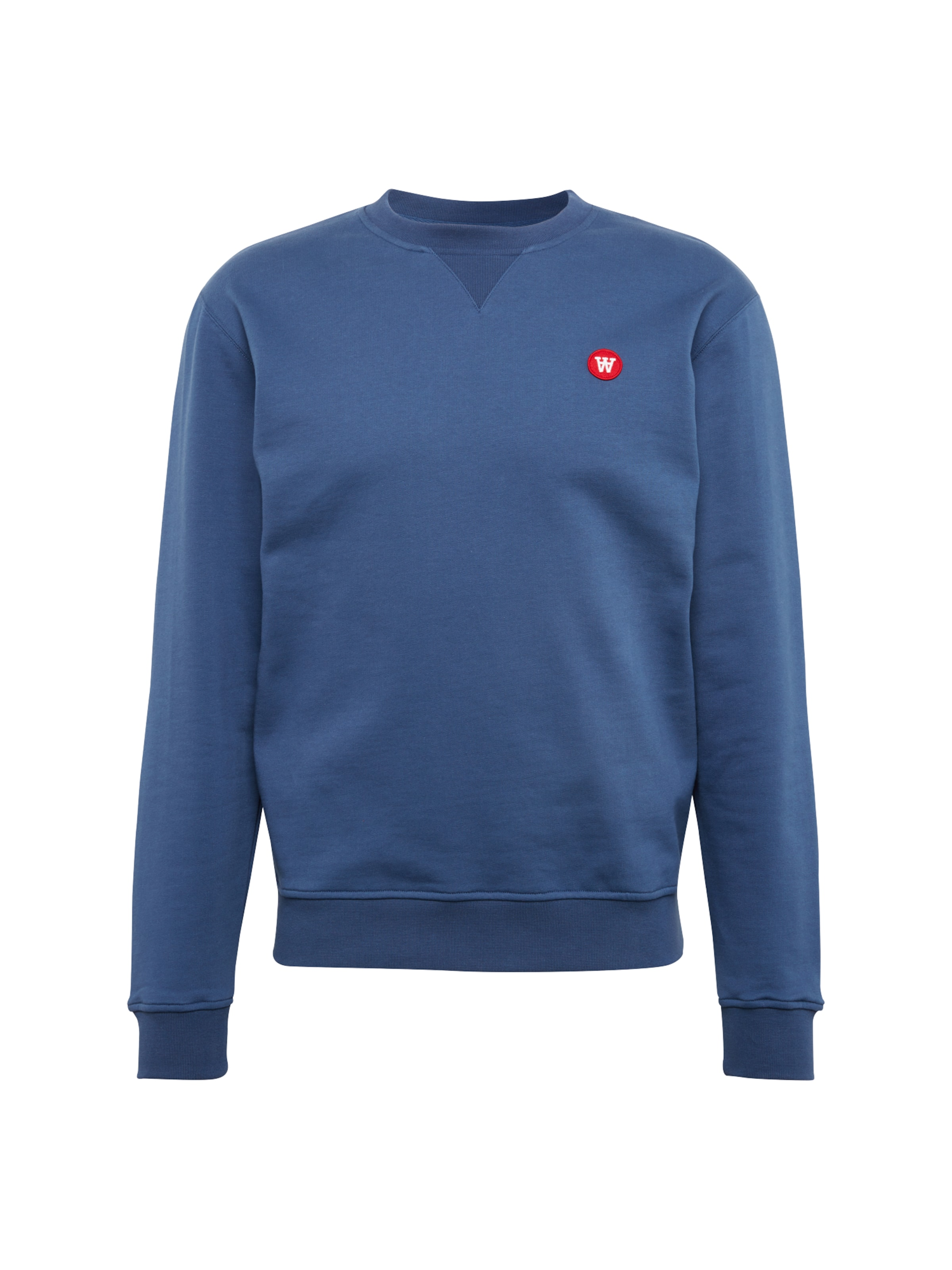 shirt Wood En 'tye' Bleu Sweat vm0wN8n