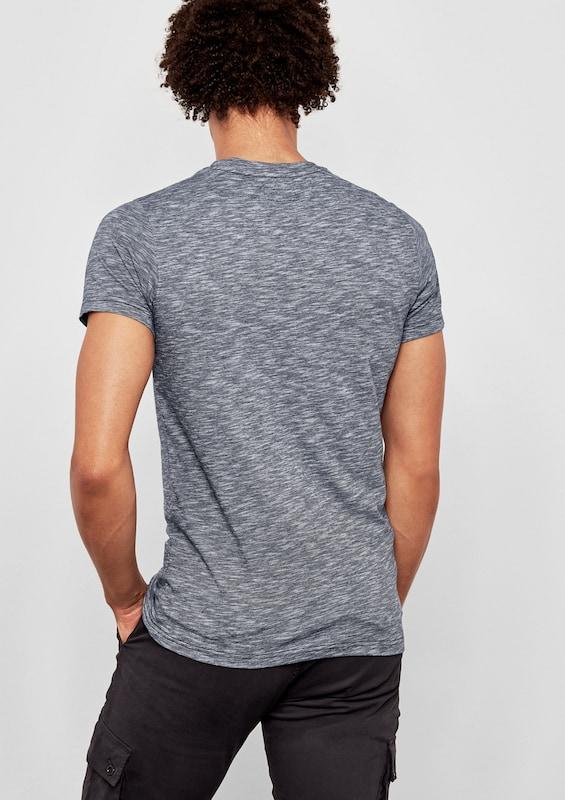 Q/s Designed By T-shirt In Meliertem Design