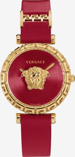 VERSACE Uhr 'VEDV00319' in gold / rot, Produktansicht