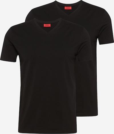 Marškinėliai iš HUGO , spalva - juoda, Prekių apžvalga
