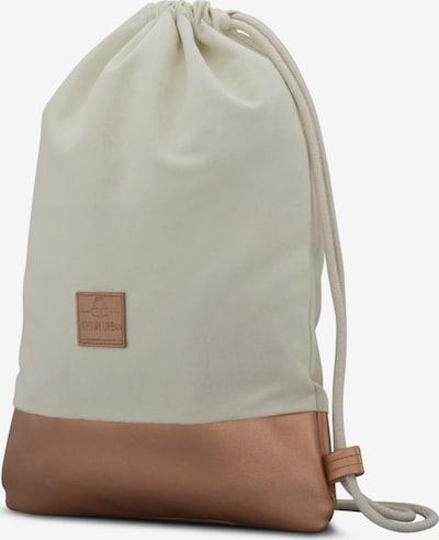 Krepšys-maišas 'Luke' iš Johnny Urban , spalva - rožinė / balta: Vaizdas iš šono