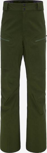 PYUA Outdoorbroek 'Spur-Y' in de kleur Groen, Productweergave