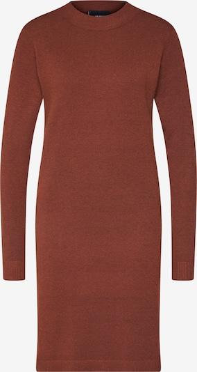 OBJECT Pletené šaty - hnedé, Produkt