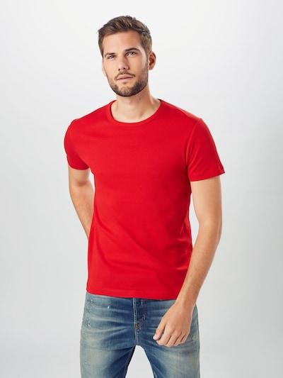 Tricou ESPRIT pe roșu deschis: Privire frontală