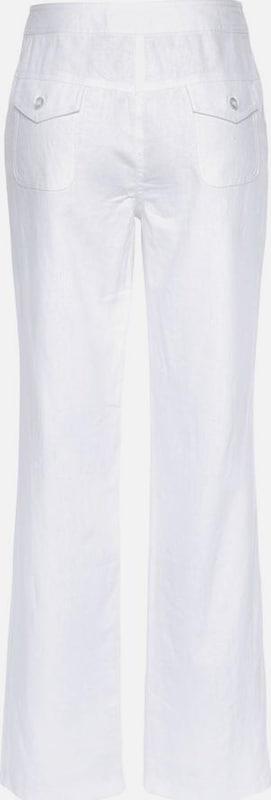CHEER Hose in weiß    Freizeit, schlank, schlank b60f8e