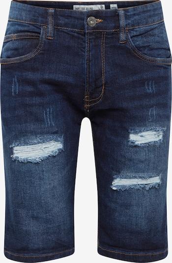 INDICODE JEANS Jeans 'Kaden Holes' in blue denim, Produktansicht