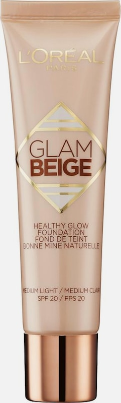 L'Oréal Paris 'Beige Fluid Make-Up', Puder