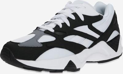 REEBOK Sneaker 'AZTREK 96' in schwarz / weiß, Produktansicht