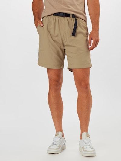 LEVI'S Pantalón 'LINED CLIMBER SHORT' en beige, Vista del modelo