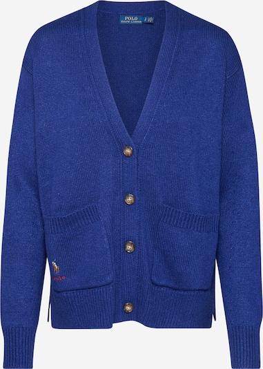 POLO RALPH LAUREN Cardigan en bleu, Vue avec produit