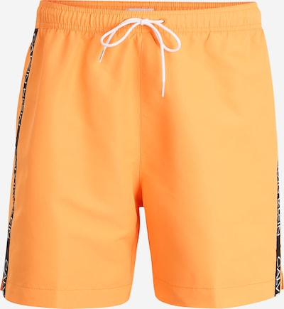 Calvin Klein Swimwear Badeshorts in orange, Produktansicht
