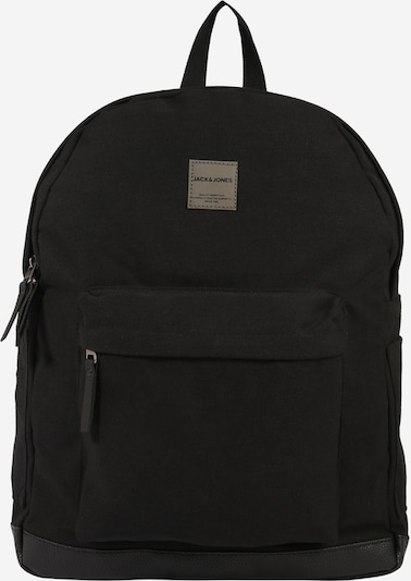JACK & JONES Rucksack 'CANVAS BACKPACK' in schwarz, Produktansicht