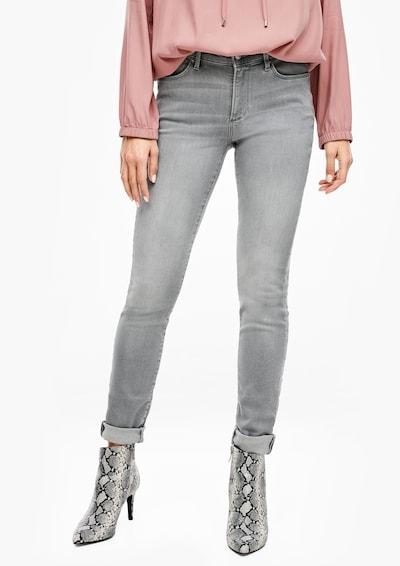 s.Oliver Jeans 'Izabell' in grau, Modelansicht