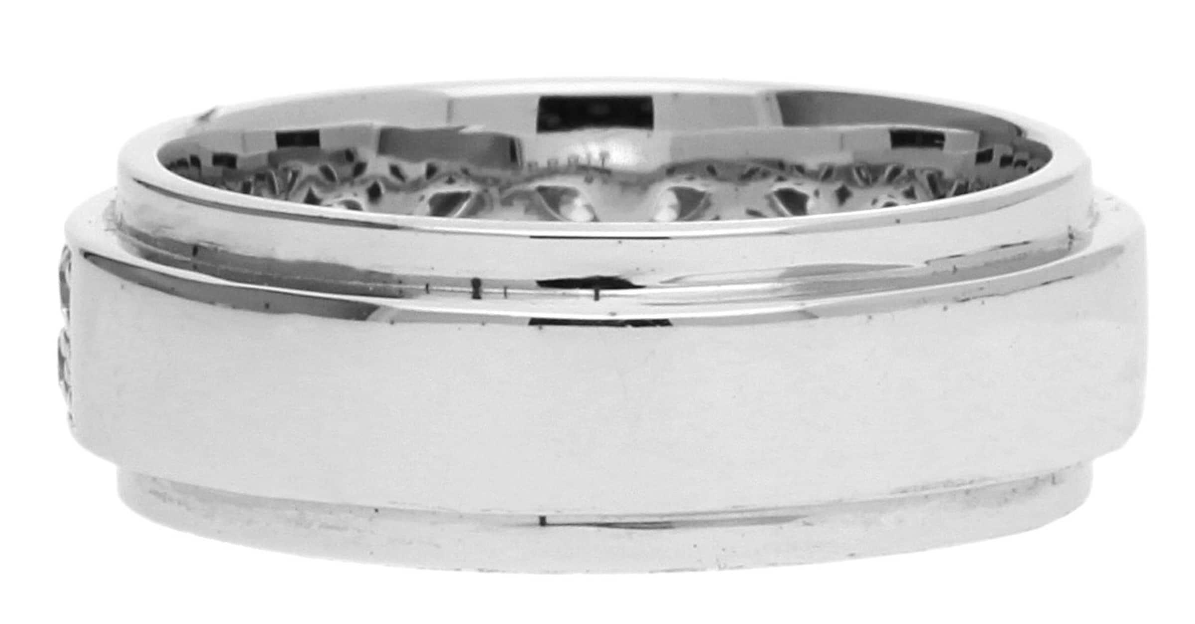 Niedrigen Preis Versandkosten Für Günstigen Preis Erstaunlicher Preis Zu Verkaufen ESPRIT Damen Fingerring Silber Modern Shape 'ESRG92374A' Rabatt Nicekicks Qw92n