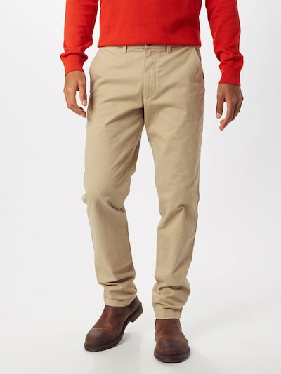 GAP Hose 'V-ESSENTIAL' in beige, Modelansicht