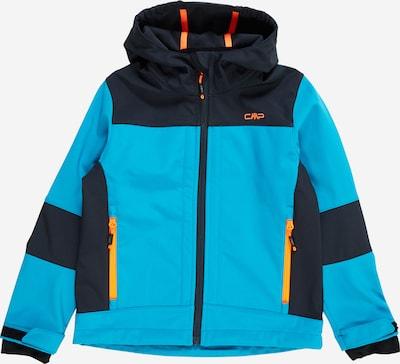 CMP Kurtka outdoor w kolorze niebieski / czarnym, Podgląd produktu
