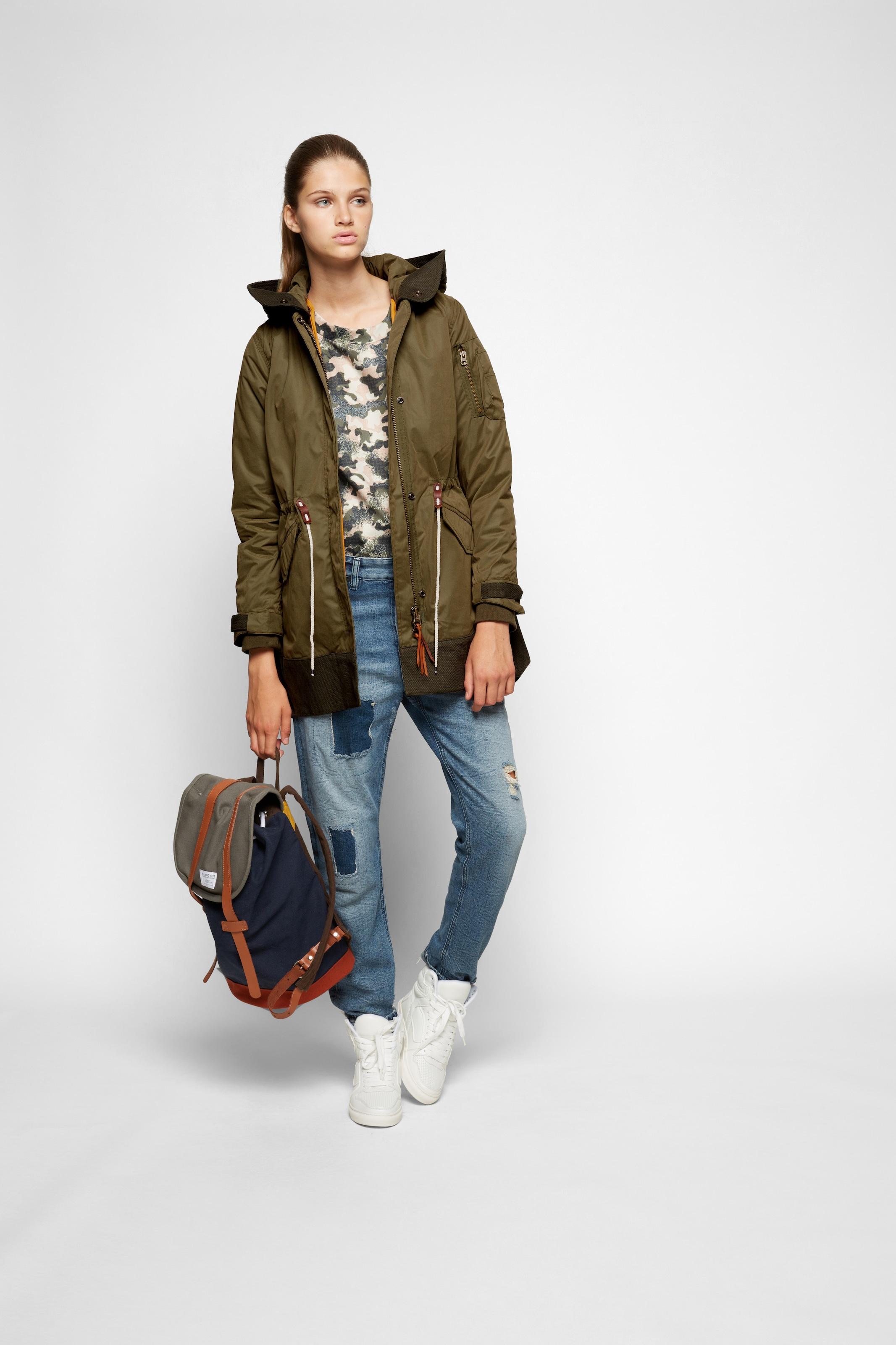 SANDQVIST Unisex-Rucksack mit Lederdetails 'Stig' Verkauf Sneakernews Online Einkaufen Niedrigster Preis Günstig Online Lieferung Frei Haus Mit Paypal TMKK4pd0y9
